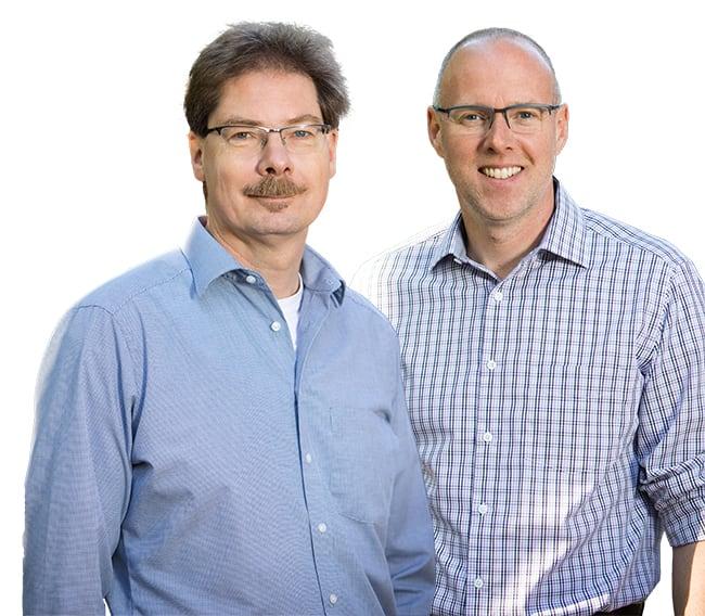 Udo und Jörg Zinnenlauf