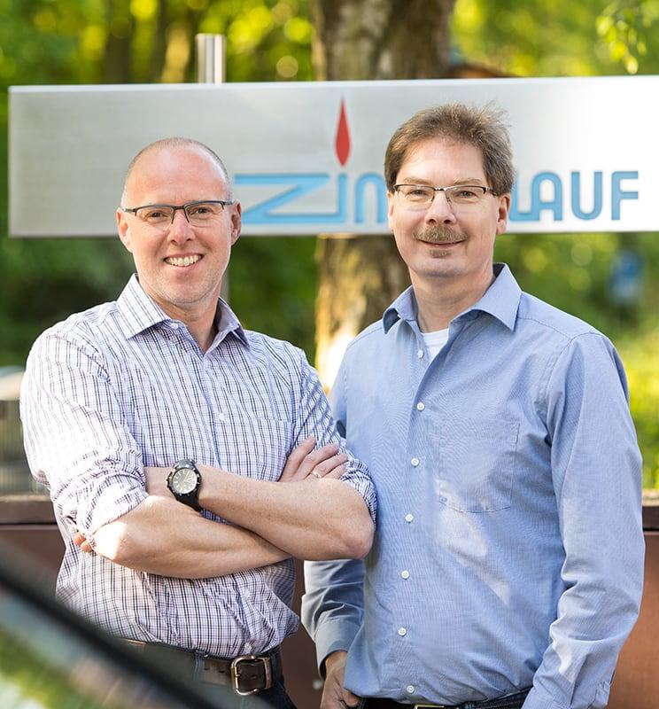 Jörg & Udo Zinnenlauf